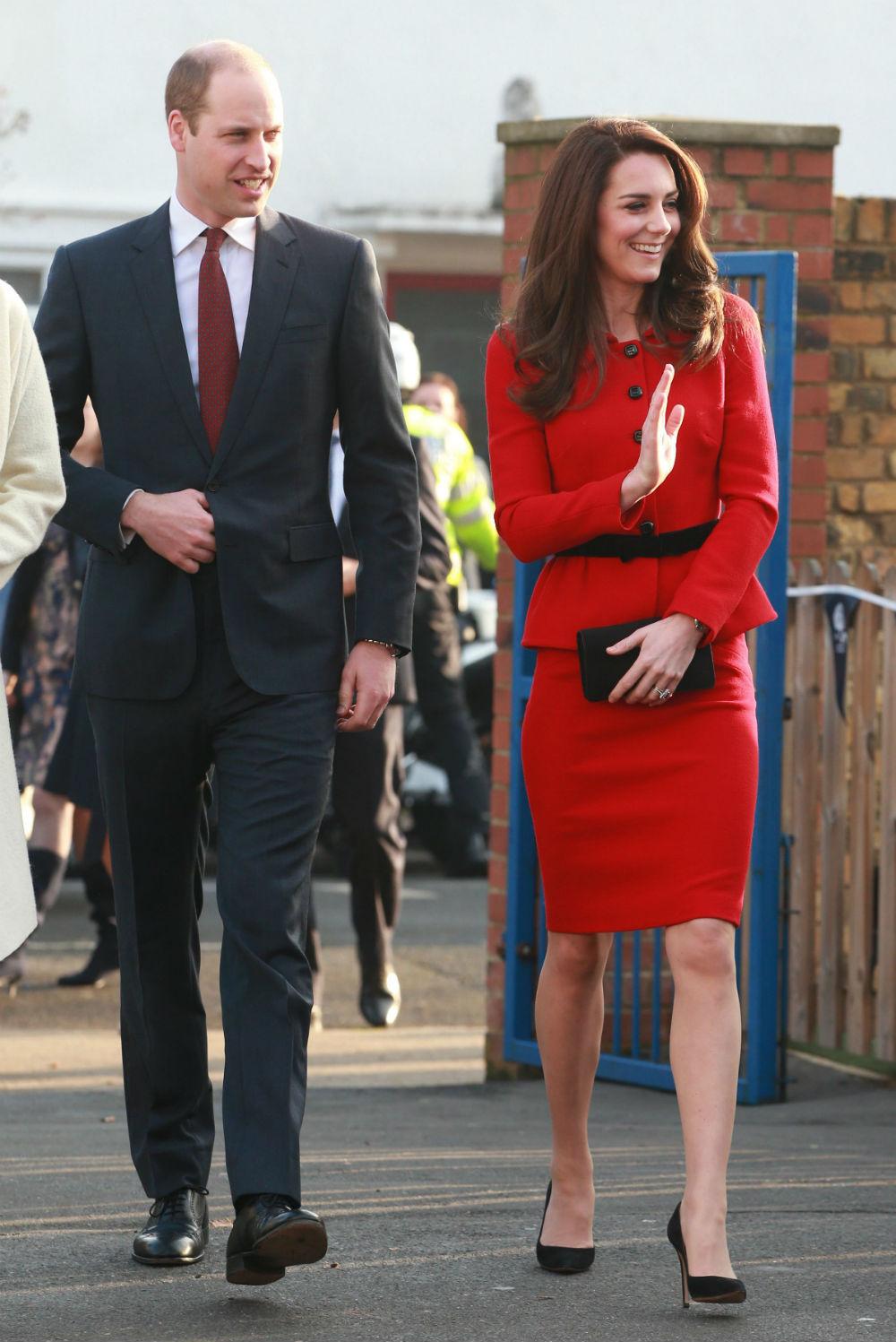 Гардероб не должен быть противоречивым Члены королевской семьи обязаны даже в одежде не допускать ка