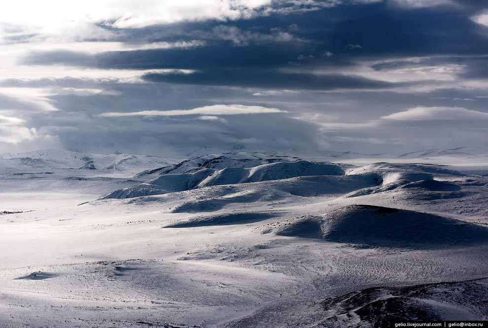 14. Общая площадь полуострова Камчатка — 270 тысяч кв. км. Это соизмеримо с площадью Новой Зела