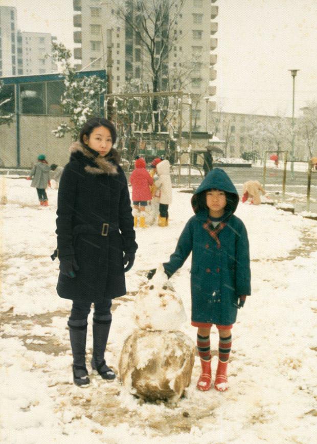 Слева — Япония, 1979 и 2006 года. Справа — Пекин, Китай, 1985 и 2005 года: