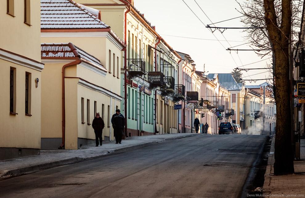 6. Только архитектура здесь польская, а не австро-венгерская.