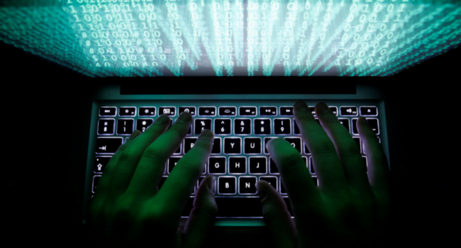 Министр соцполитики Украины проинформировал о«сверхмощной» хакерской атаке
