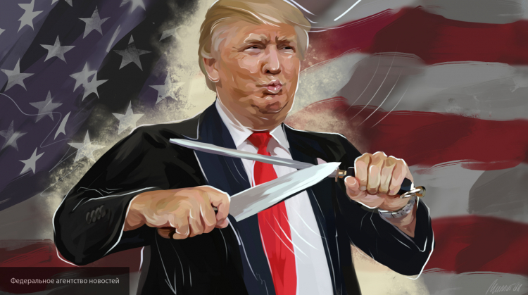 Мастер военных искусств продемонстрировал, как защититься отрукопожатия Трампа
