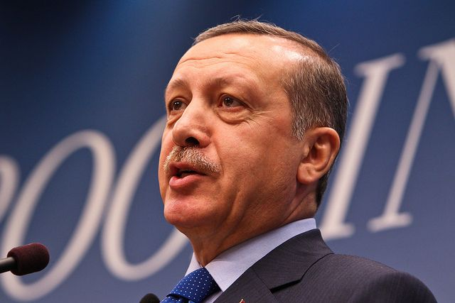 Эрдоган: Завтра ниодин европеец несможет неопасно ступить наулицу