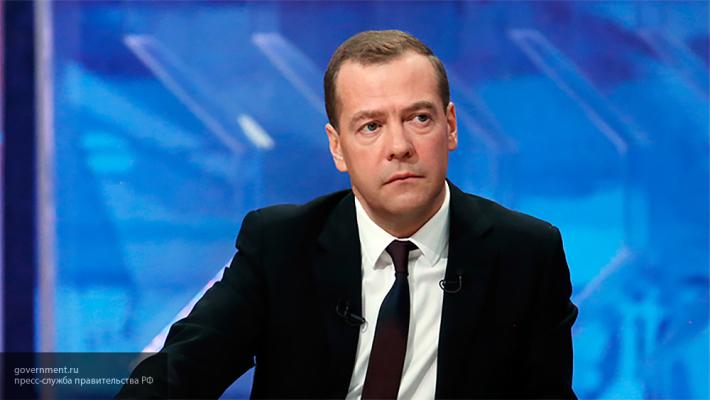 Медведев: Главная победа в 2016-ом году - преодоление спада вэкономике