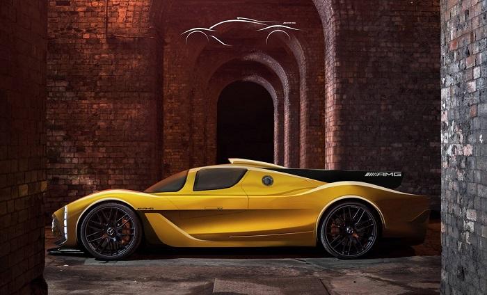 Нагиперкар Mercedes-AMG Project One установлен 1020-сильный мотор