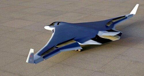 """Опытный образец нового российского """"летающего крыла"""" дальней авиации (ПАК ДА) должен подняться в 2021 году"""