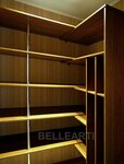 Гардеробная комната Bellearti