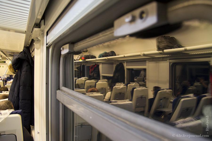 Как выглядит сидячий вагон и надо ли его бояться?