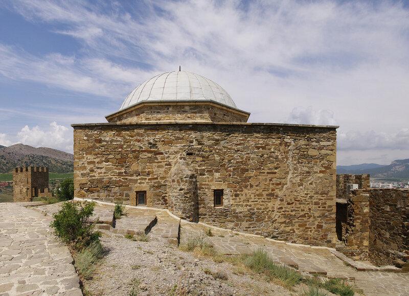 Мечеть Падишах-Джами