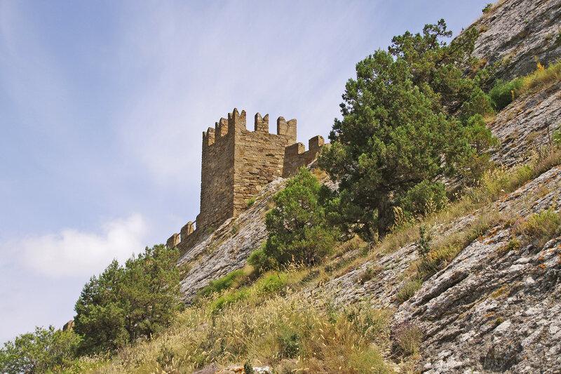 Безымянная башня