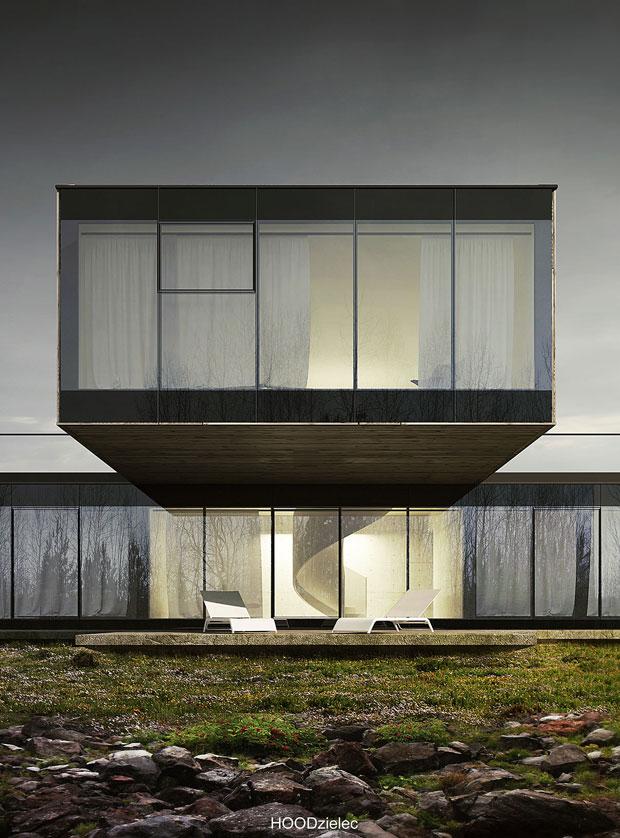 Elegant Family Home by Adam Spychala