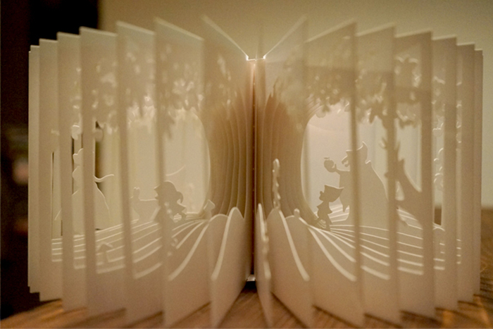 360°Book Christmas Version