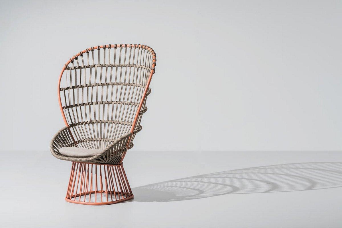 Дизайнерское кресло Cala Armchair