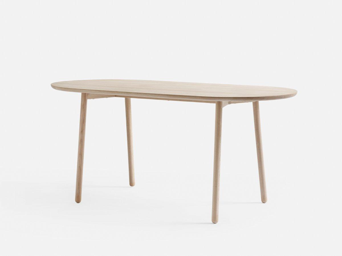 Коллекция мебели от датского бренда +Halle