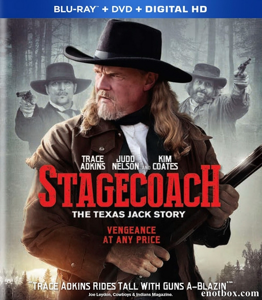 Дилижанс: История Техасского Джека / Stagecoach: The Texas Jack Story (2016/BDRip/HDRip)