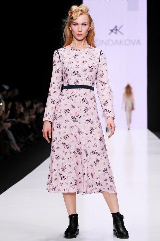 34th Season of Mercedes-Benz Fashion Week Russia Day 3