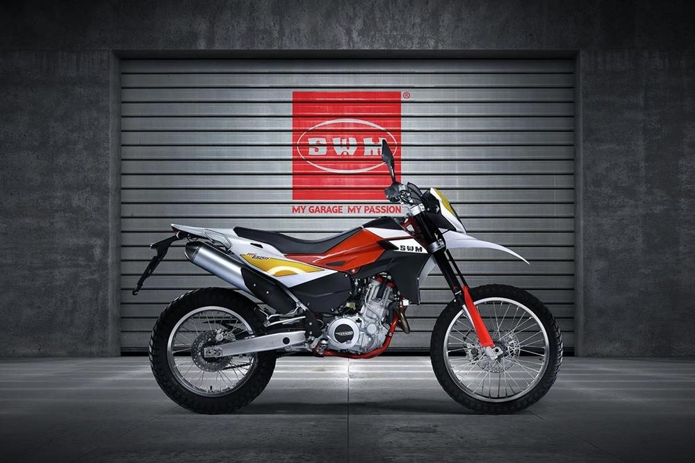 В 2017 году компания SWM рассчитывает продать 6000+ мотоциклов