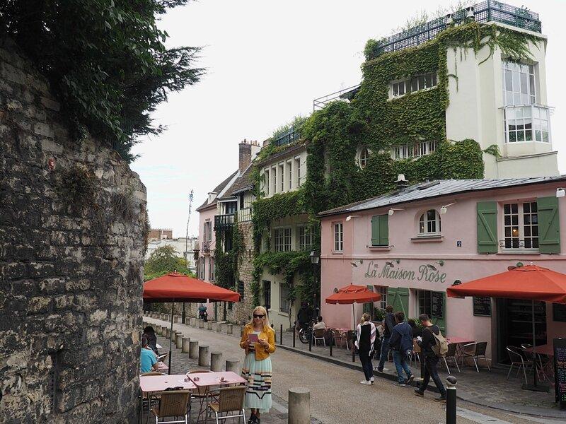 Париж, Монмартр (Paris, Montmartre)