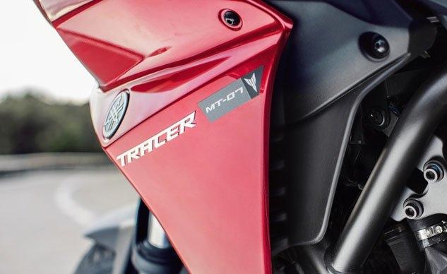 Компания Yamaha регистрирует торговую марку Tracer GT