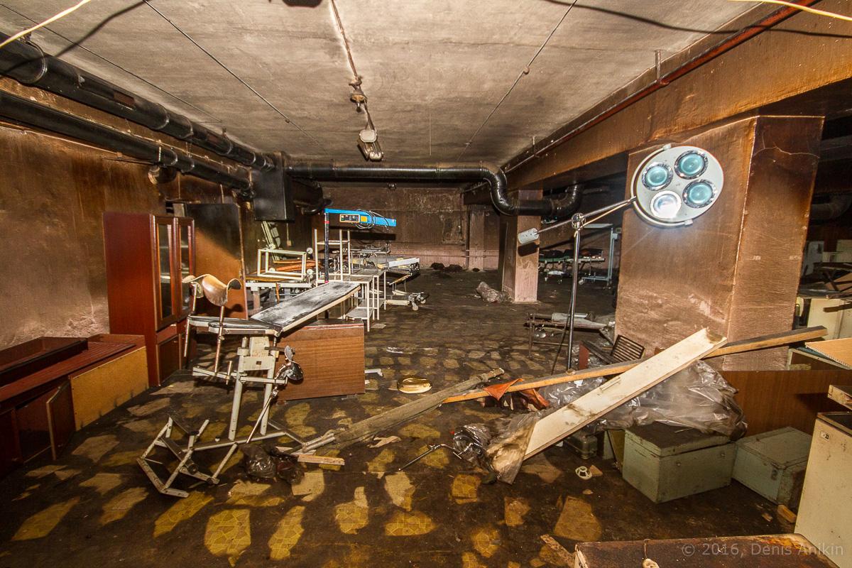 убежище больницы фото 2