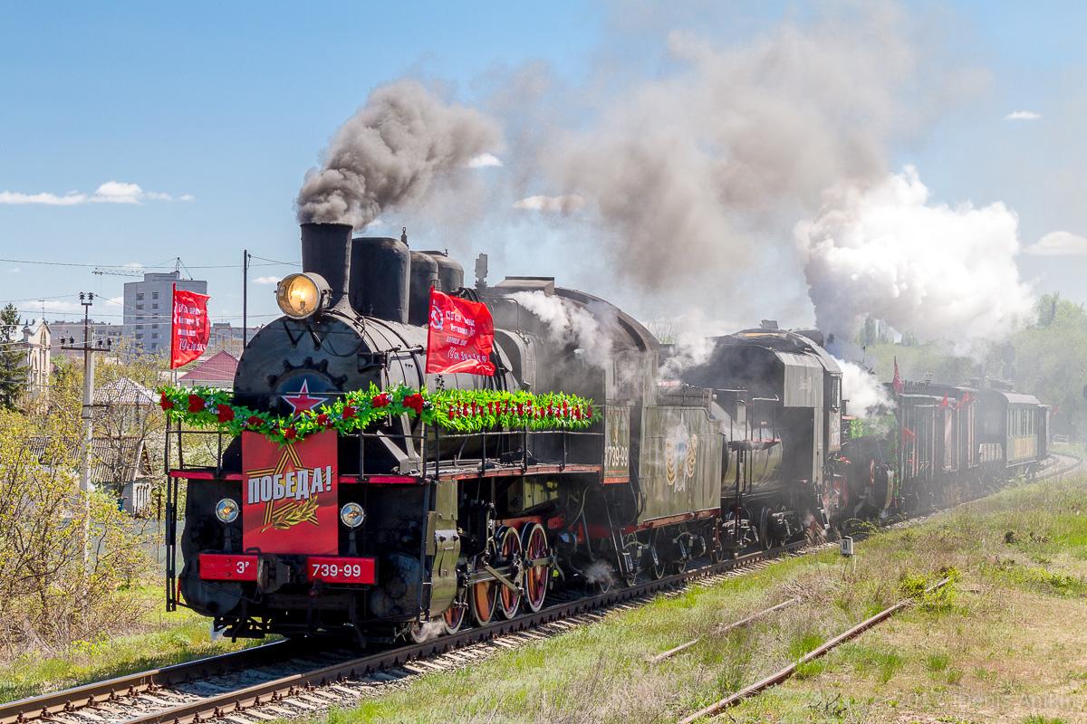 Ретро-поезд Победа фото 6