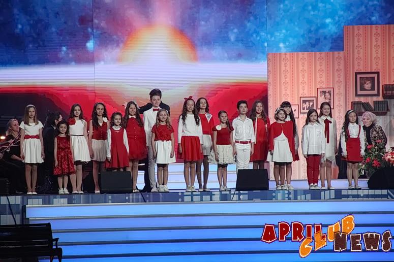 Юбилей Татьяны Тарасовой в Лужниках