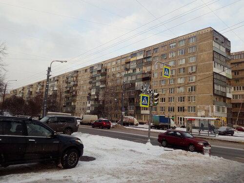 Пражская ул. 20
