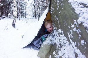 Пешие походы зимой с палаткой и ребенком 1.5-2 года