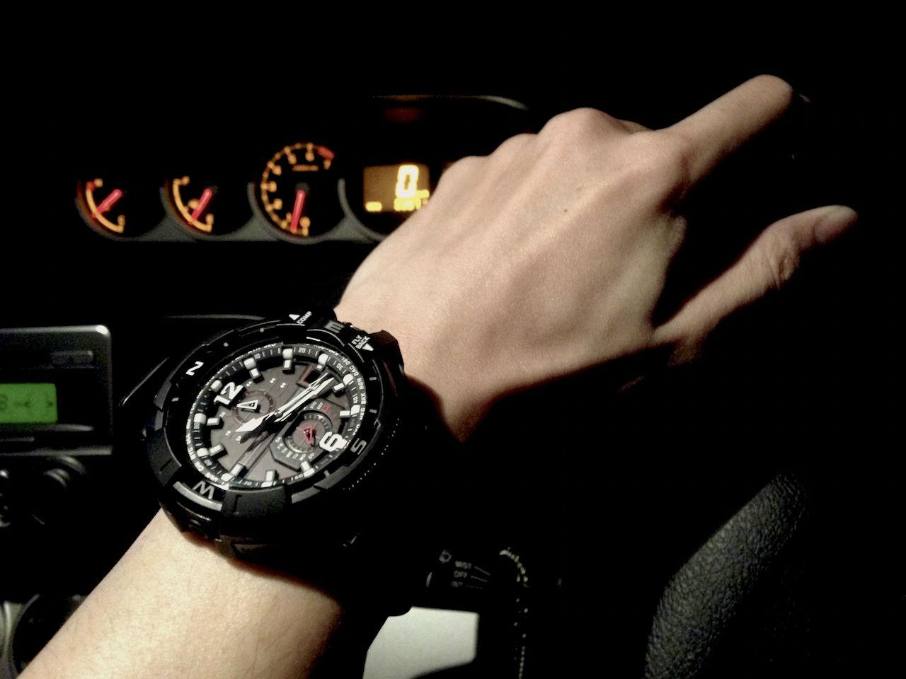 часы Casio G-Shock