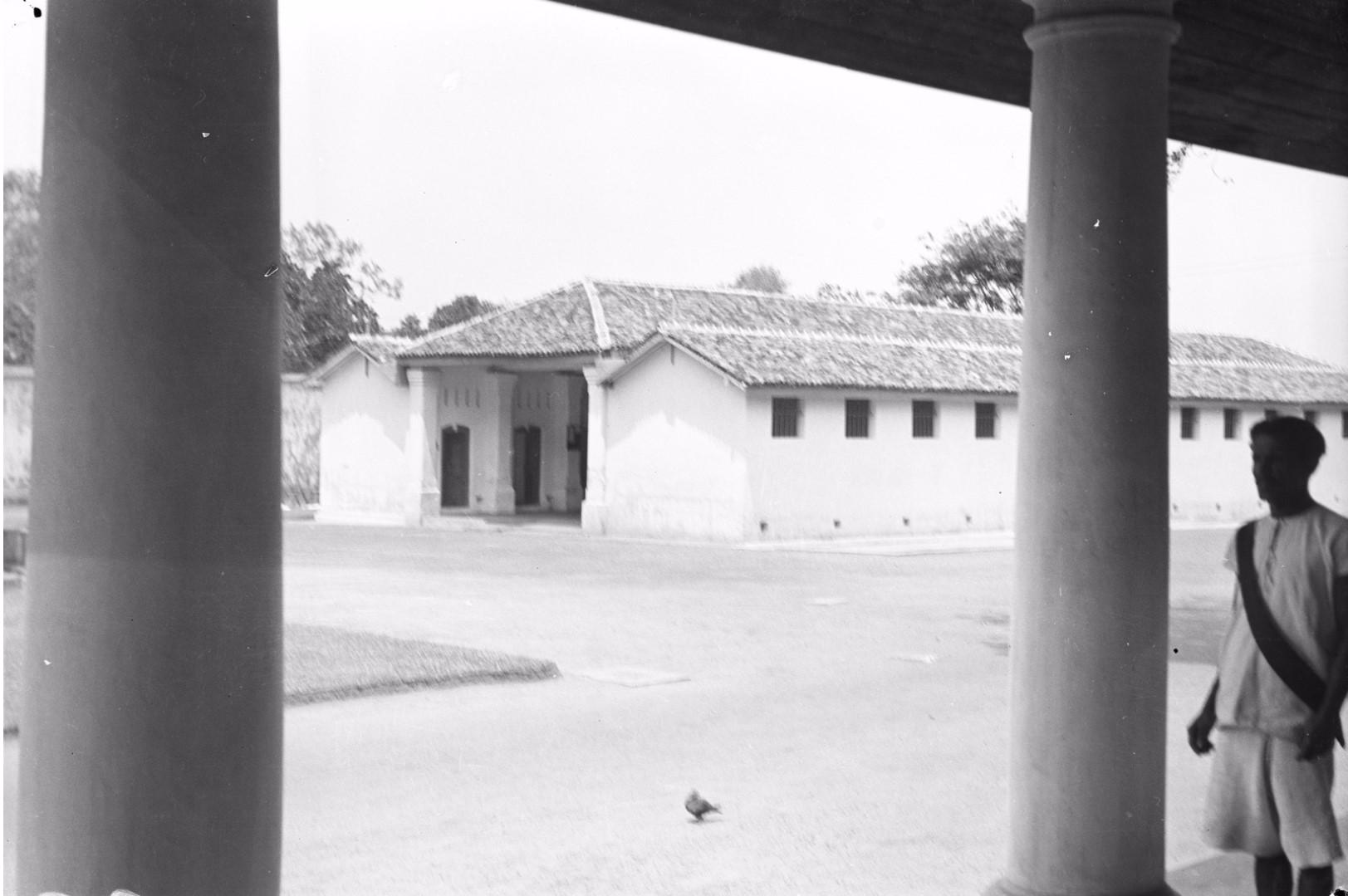 243. Мастерская тюрьмы в Коломбо