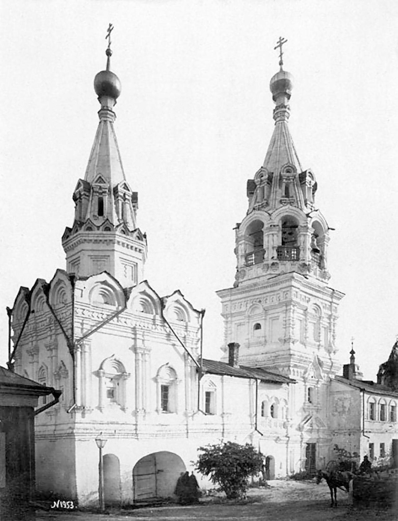 Свято-Троицкий женский монастырь. 1900-е