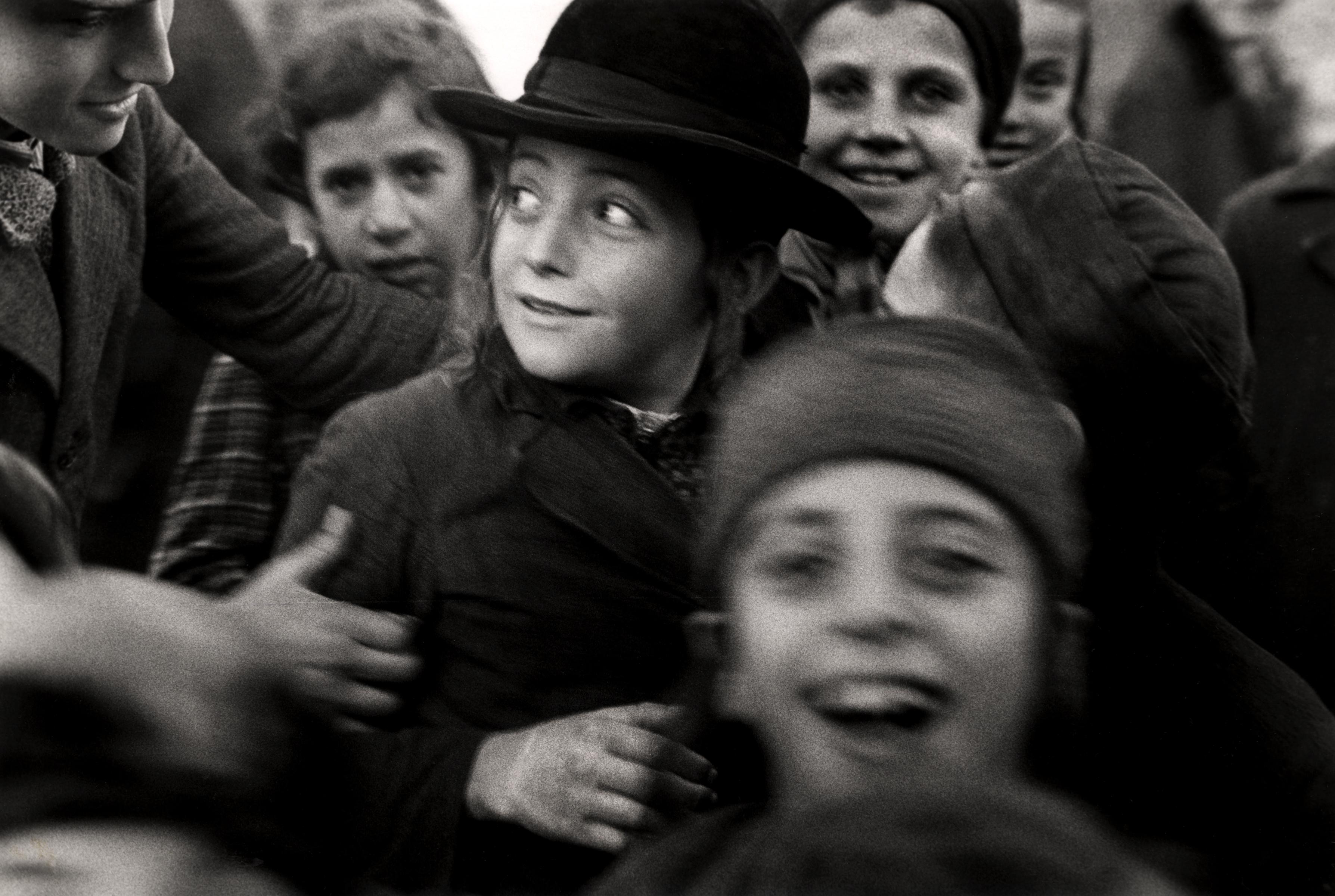 Еврейские школьники