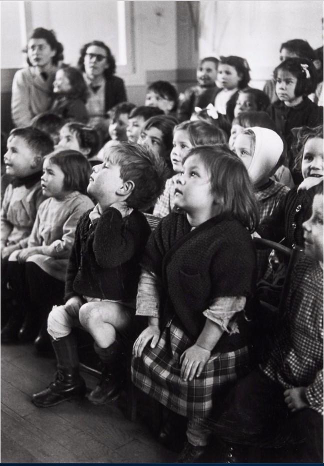 1960. Дети