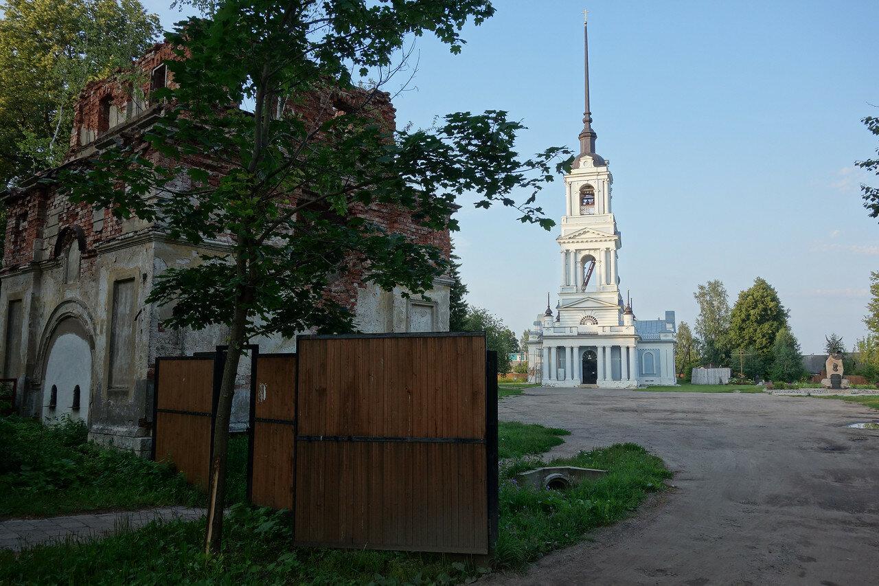 часовня, храм