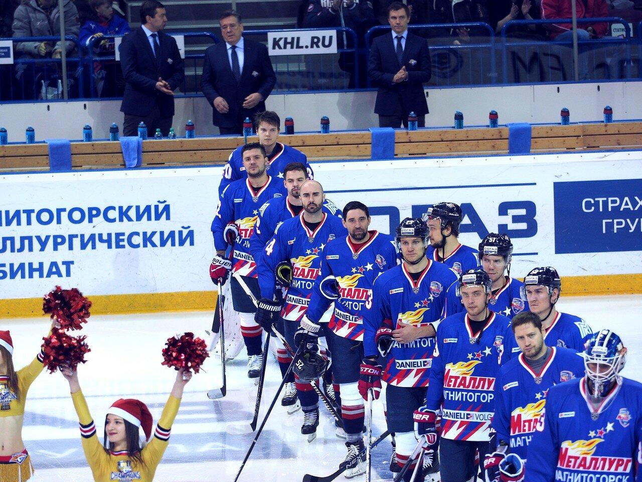 55Металлург - Спартак 13.01.2017