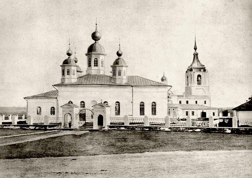 1883 Собор Воскресения Христова - Череповец.jpg