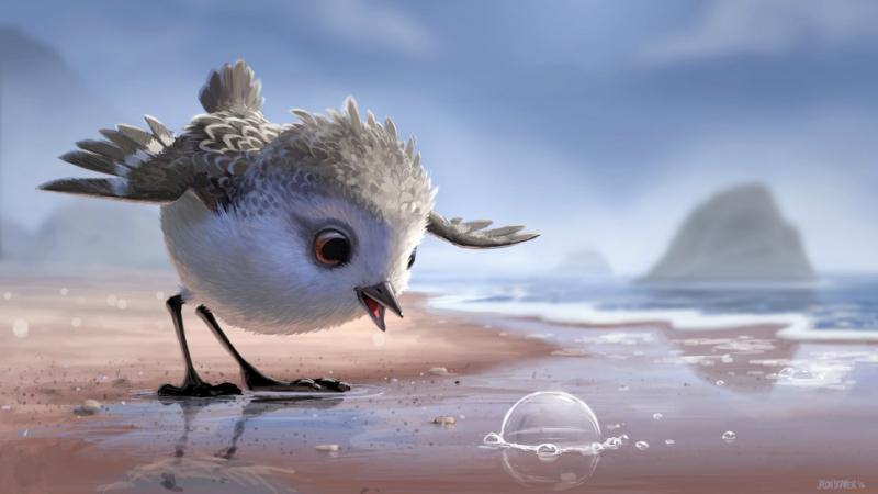 Песочник (Piper) 2016