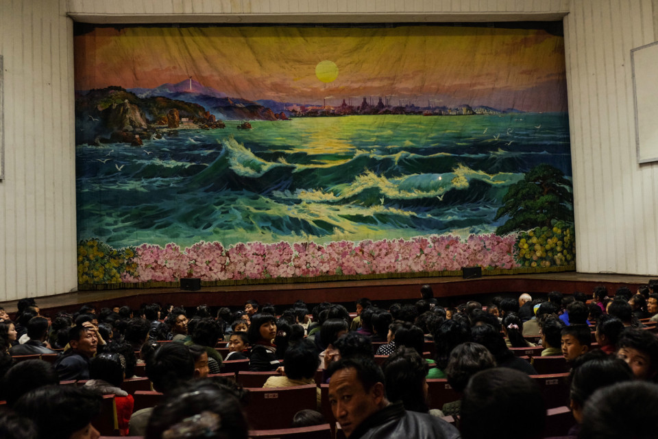 Обыденная жизнь жителей Северной Кореи