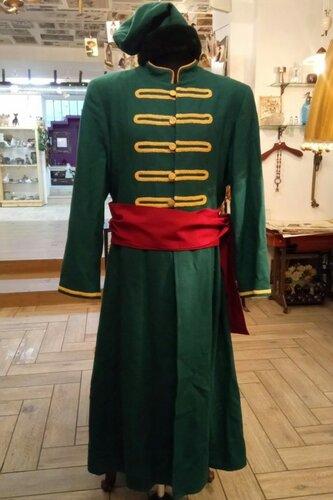Мужской карнавальный костюм Стрельц