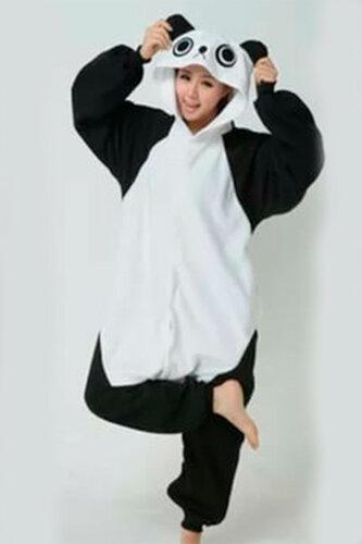 Женский карнавальный костюм Кигуруми панда
