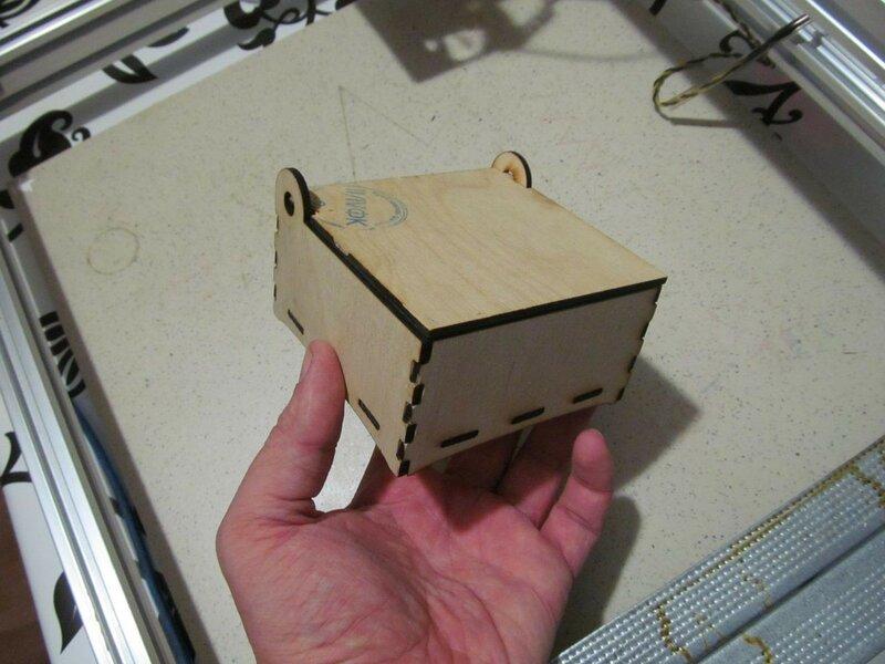 GearBest: Практическое использование лазера мощностью 5,5Вт