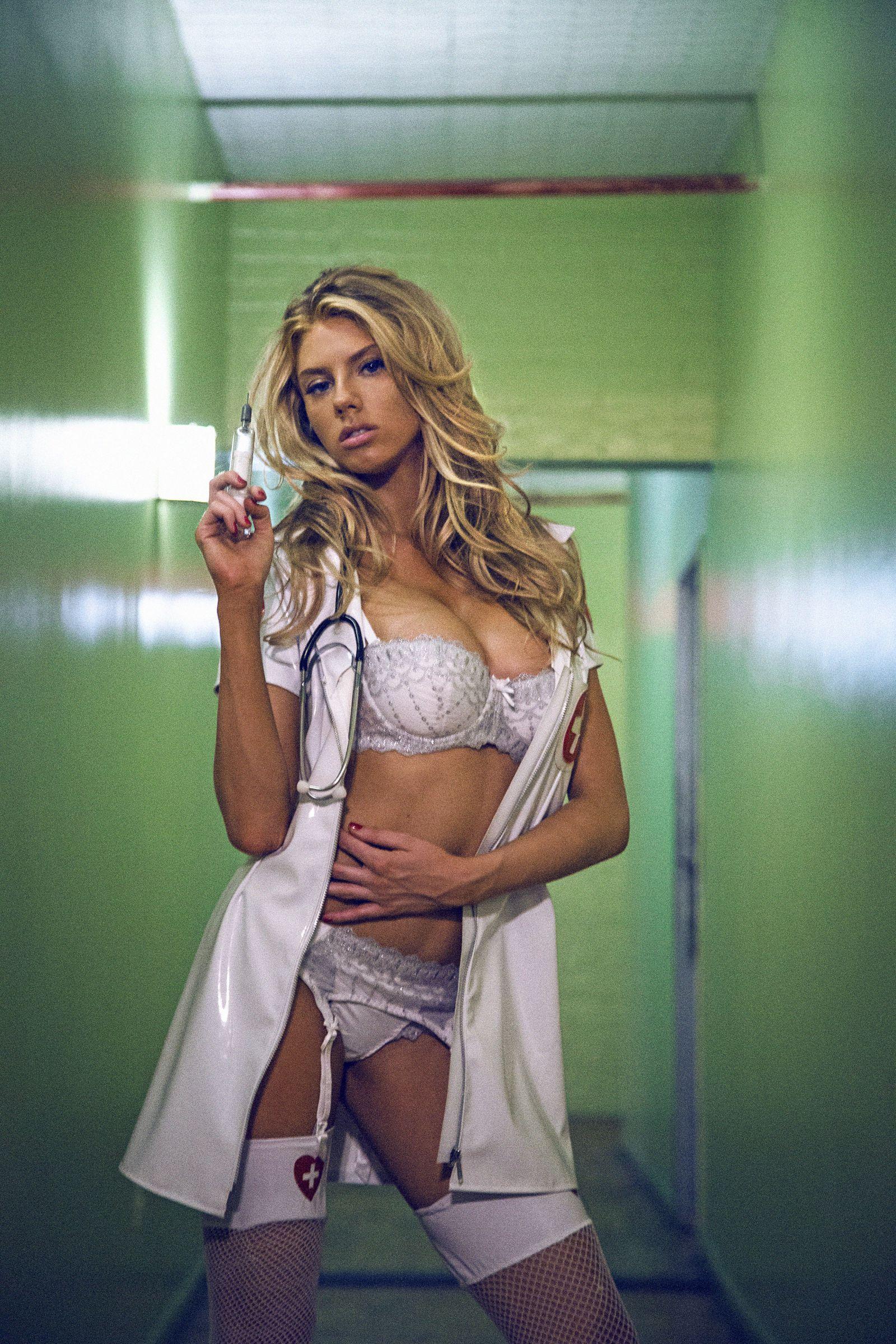 Шарлотта МакКинни / Charlotte McKinney for Galore Magazine