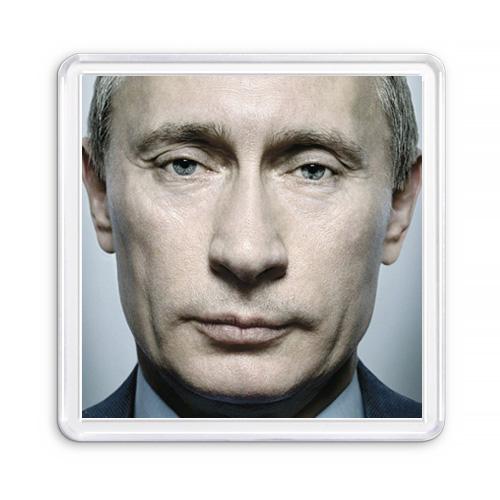 МАГНИТ АКРИЛОВЫЙ / ПРЕЗИДЕНТ РФ (арт. 000269)