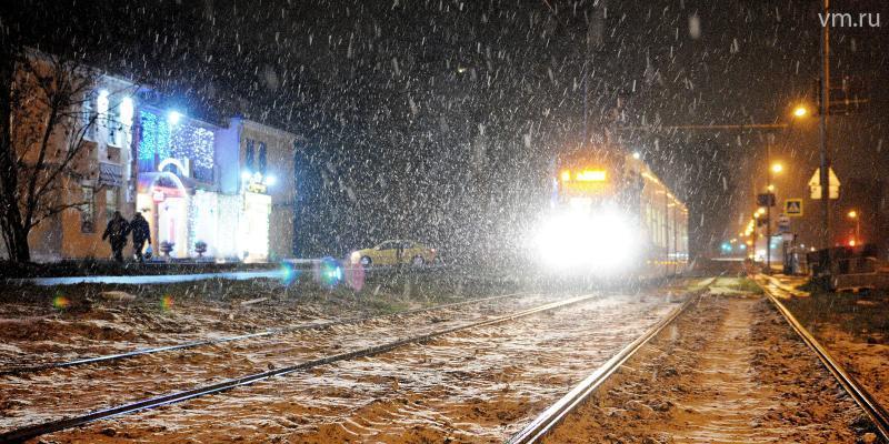 СтолицуРФ  накроют снегопады вближайшие дни