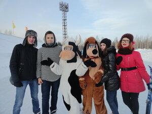 Ледовое шоу 2017. Качканар