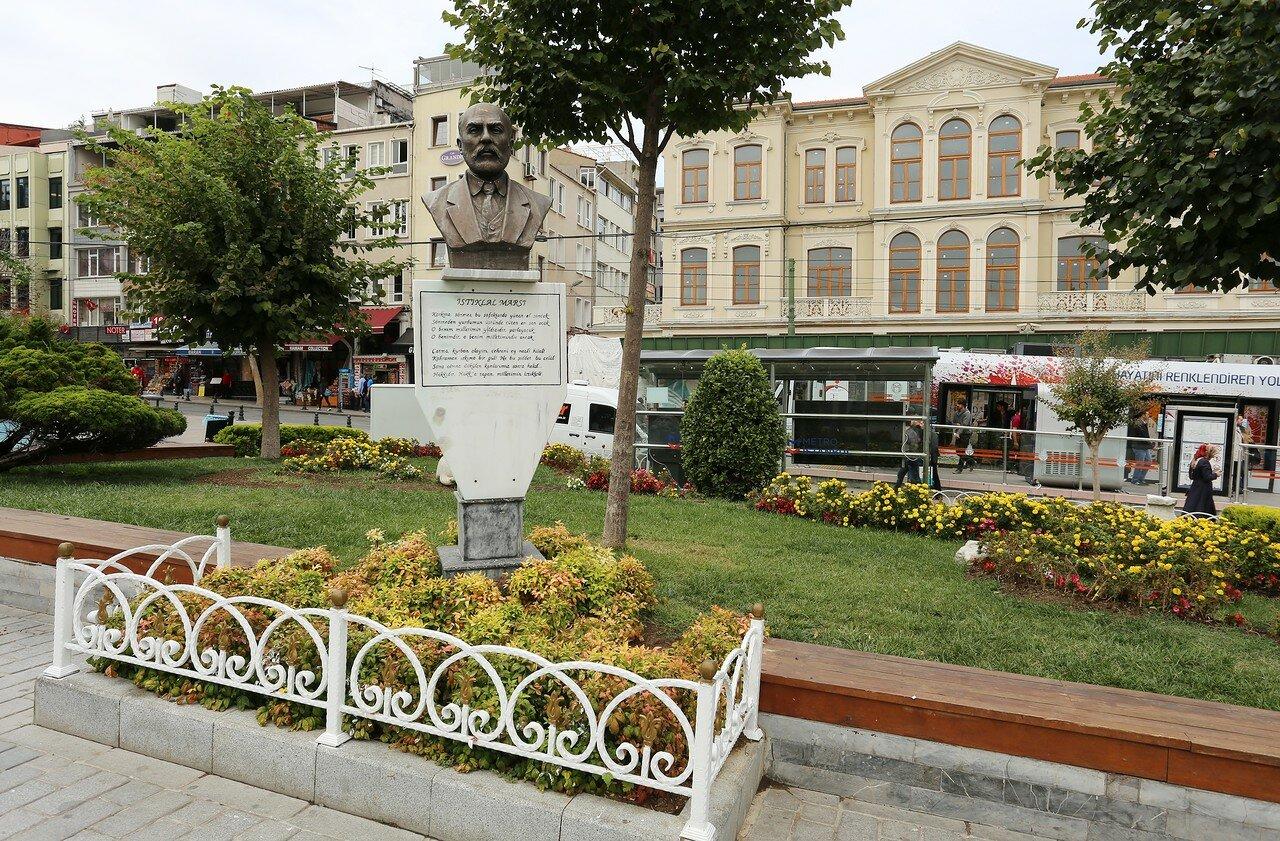 Стамбул. Парк Мехмет Акиф Эрсой  (Mehmet Akif Ersoy Parkı)