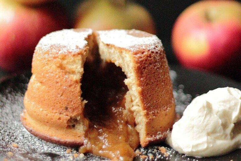 Пудинг яблочный   вкусный домашний рецепт!