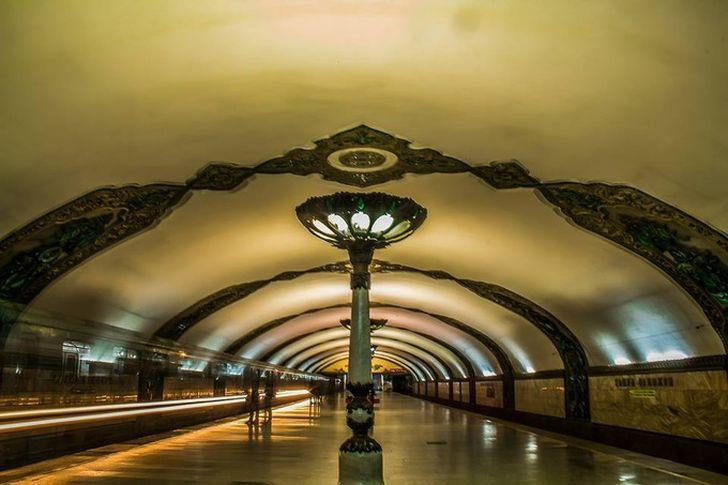 Станция им. Хамида Олимжана