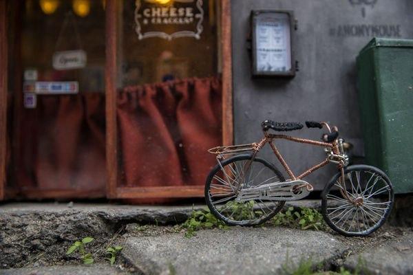 Маленький мышиный магазин, Мальмё, Швеция