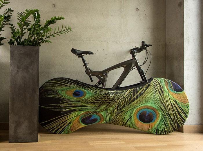 Чехол VELO SOCK для велосипеда от Gvido Bajars.